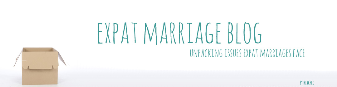 Expat marriage is a blog that addresses the unique stresses and challenges that married couples face when living and working abroad