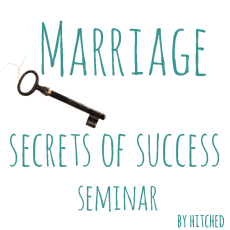 Marriage Secrets of Success Seminar