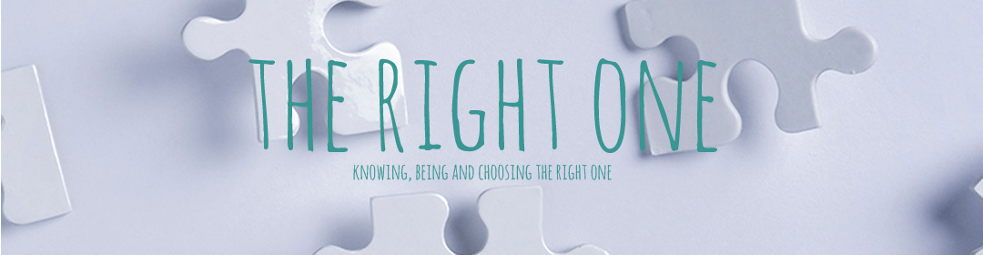 Providing resources to help you be the right one, find the right one and follow the right one so you can have the right kind of marriage!