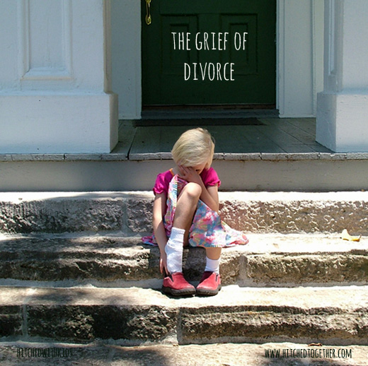 How  to Help a Child Through the Grief of Divorce