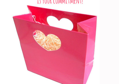 The best gift this Valentine's day is your commitment