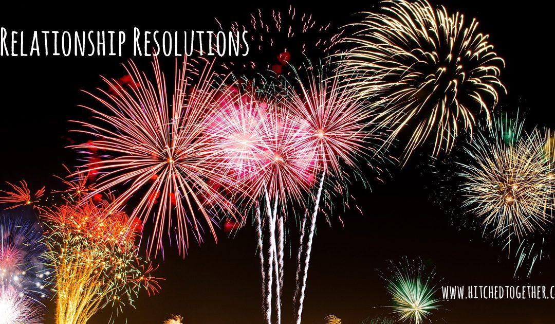Relationship Resolutions